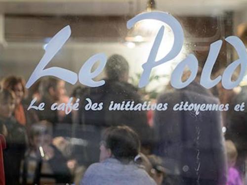 LE POLDER, CAFÉ DES INITIATIVES CITOYENNES ET SOLIDAIRES