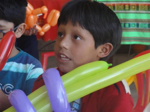 Sol-idarité pour les enfants handicapés de Sucre