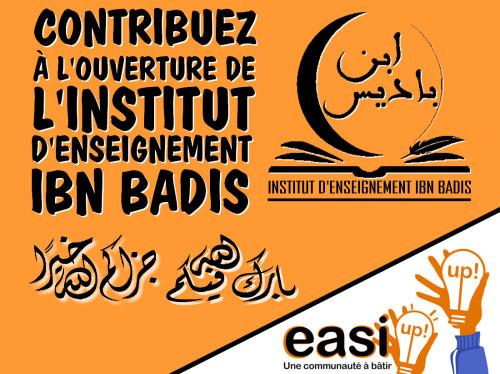 Institut d'Enseignement Ibn Badis