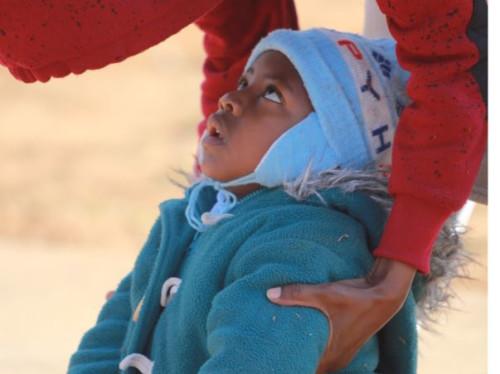 Au Lesotho, une population directement exposée au COVID-19