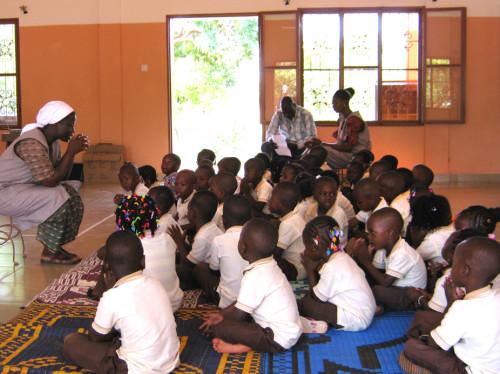 URGENCE BURKINA : offrir une école primaire à des enfants
