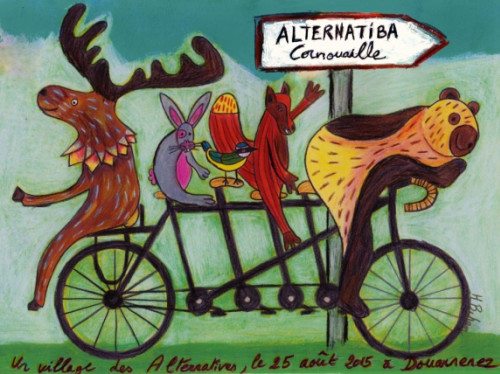 Alternatiba Cornouaille : Le Village des Alternatives de Douarnenez !