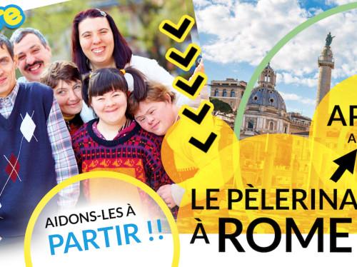 """""""Foi et Lumière"""" en pèlerinage à Rome!"""