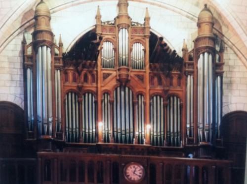 Rénovation de l'orgue de l'église Notre-Dame d'Alfortville