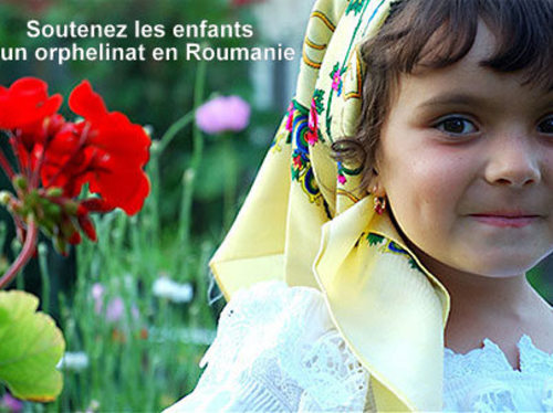 Soutenir les enfants d'un orphelinat en Roumanie