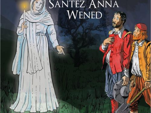 Keranna, l'histoire de Sainte Anne d'Auray... en breton !