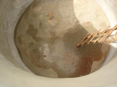 Réhabilitation du puits de l'école primaire d'Ahepe (Togo)