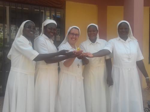 Aidons les religieuses de Marie Immaculée à accueillir les jeunes femmes en détresse de Bamako !