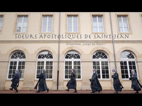 Ensemble, jusqu'au bout ! - Soeurs Apostoliques de Saint-Jean