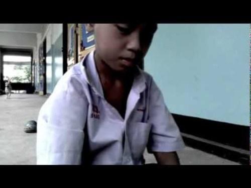 En mission humanitaire à l'orphelinat de Singburi