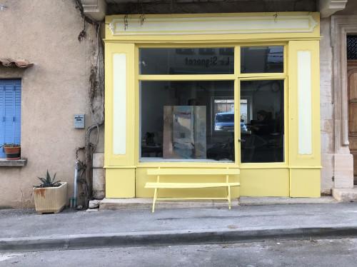Librairie/coworking Le Plein d'étoiles à Sault (84)