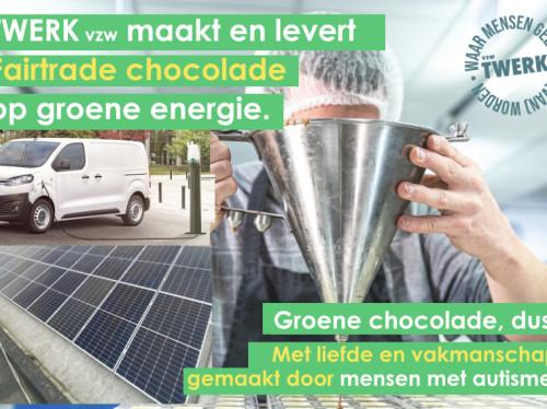 Groene Chocolade?!