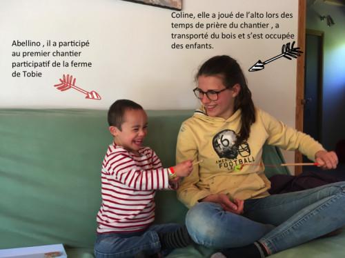 Aménagement d'un lieu d'accueil et de ressourcement pour des parents d'enfants ayant un handicap.