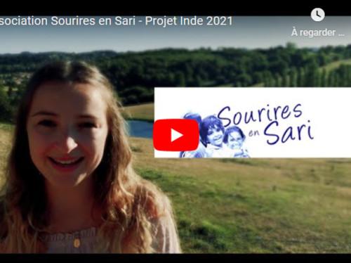 SOURIRES EN SARI au service de projets en Inde
