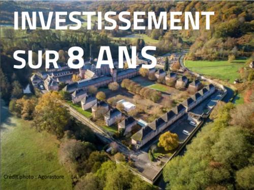 8 ans - Une Chartreuse à acheter aux enchères pour le campus universitaire de l'Institut catholique Alliance Plantatio