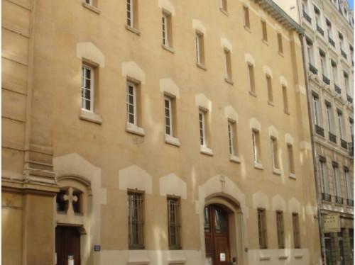 Pôle Jeunes Henri IV (H4) - 1ère étape : Rénovation des chambres du 3ème étage