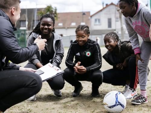 Découverte de la permaculture pour des jeunes issus des quartiers prioritaires - Sport dans la ville