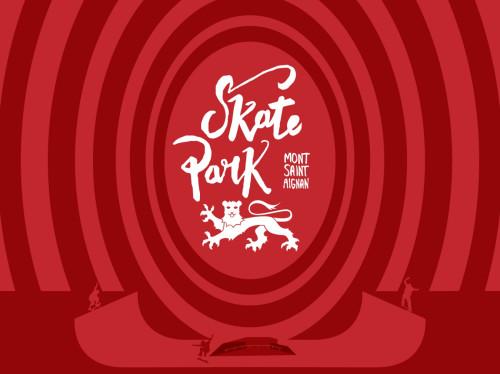 Un skate park à Mont-Saint-Aignan