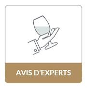 avis d'experts en vin