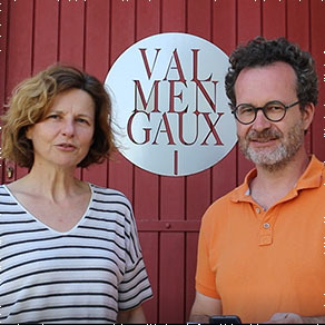 Valérie et David Vallet