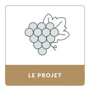 Le projet du Château Magdeleine-Bouhou