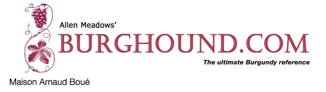 Burghound logo