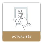 Actualités du Château Magdeleine-Bouhou