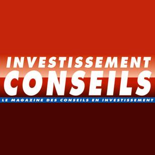 Logo investissement conseil