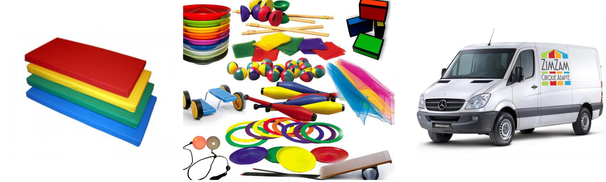 jouets en bois handicap bourguette