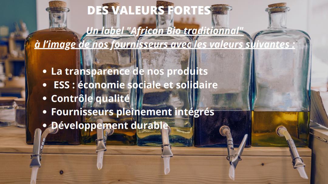 La transparence de nos produits ESS : économie sociale et solidaire Contrôle qualité Fournisseurs pleinement intégrés Développement durable