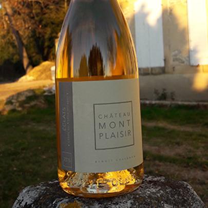 Château Montplaisir Eclats 2018 Côtes du Rhône Villages Blanc