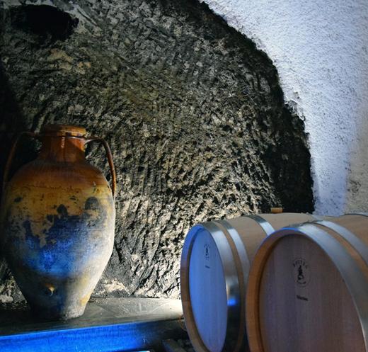 Amphoras & Barrels