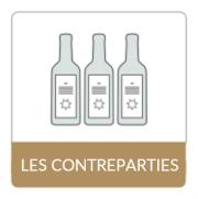 Contreparties en vin