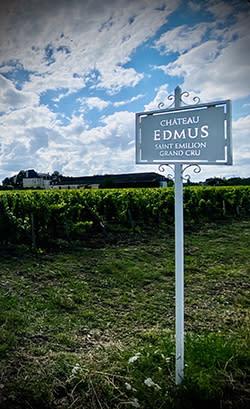 Panneau Château Edmus