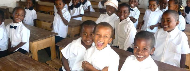 En route vers Antsirabe à Madagascar avec SOL'6 et Soeur Marie Colette