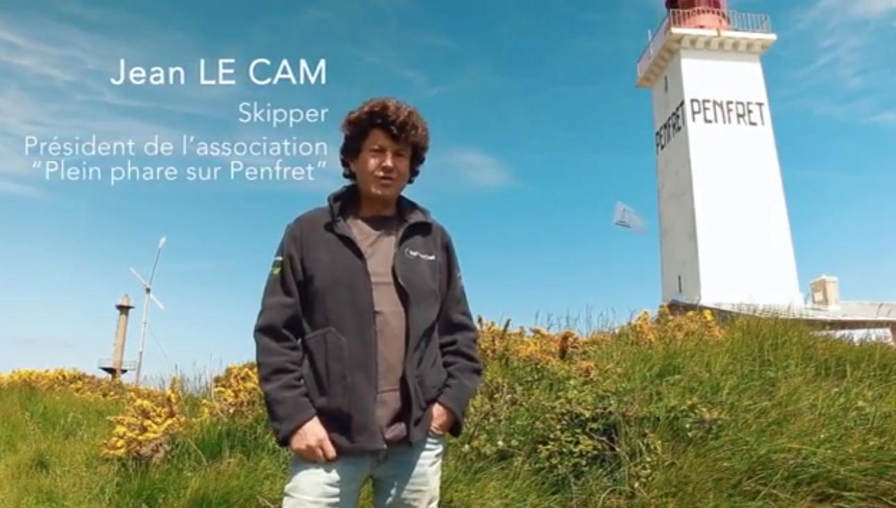 Le phare de Penfret, un projet emblématique de la Bretagne