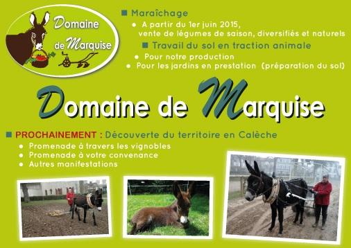 DOMAINE DE MARQUISE