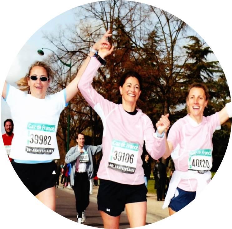 Notre objectif : aller au bout de l'effort, notre combat : le cancer du pancréas