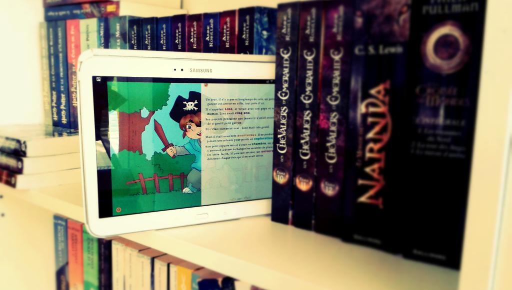 Héméra Editions : quand le numérique se met à la page pour les enfants