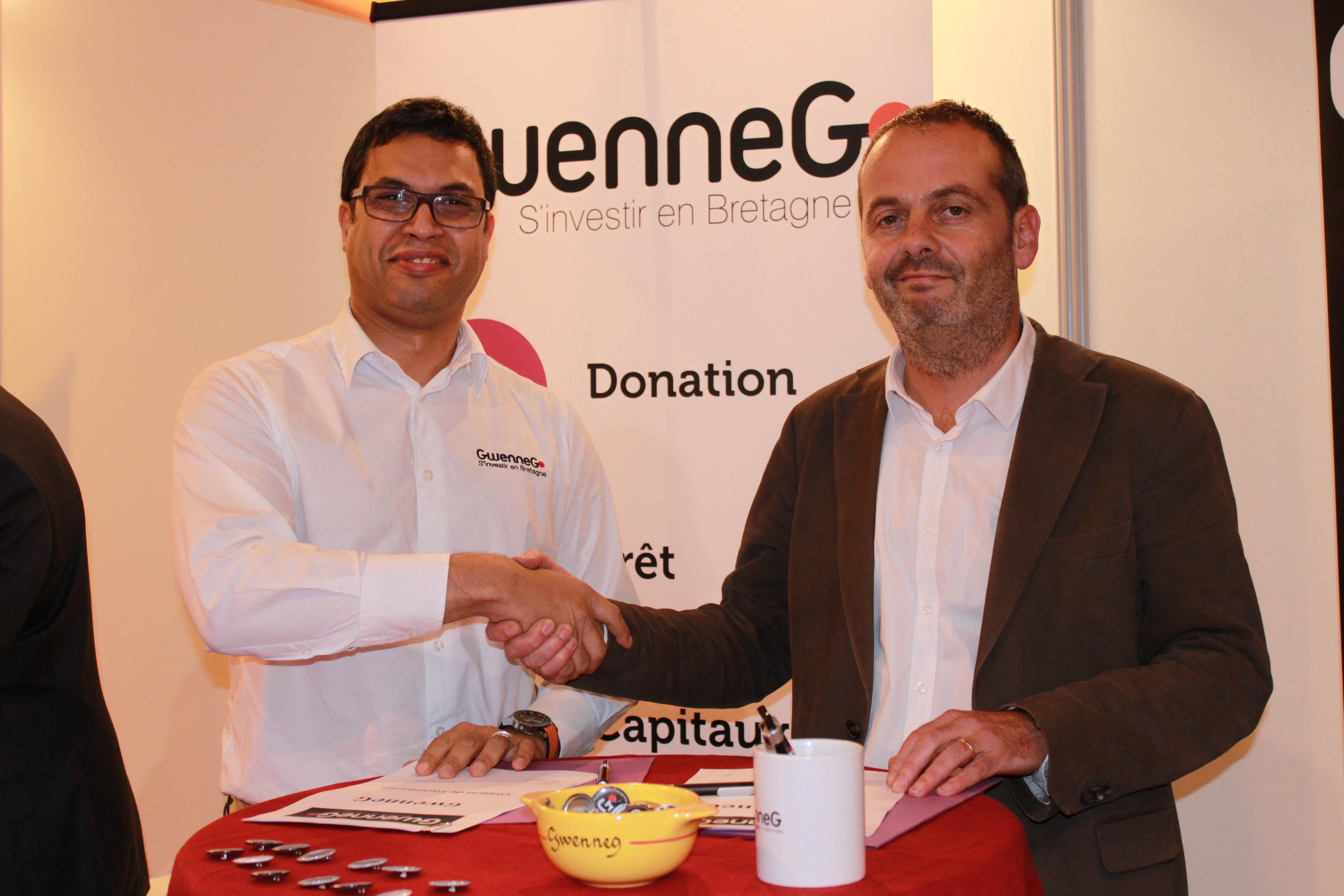 Réseau Entreprendre Bretagne à la sauce GwenneG