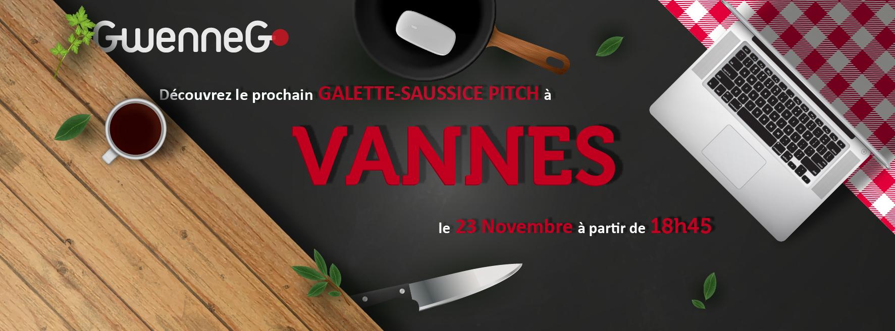 Les Galettes - Saucisses Pitch, c'est pour tous les Bretons !