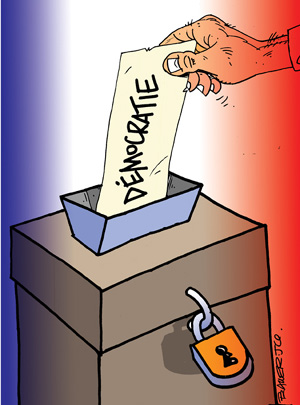 Le vote selon GwenneG