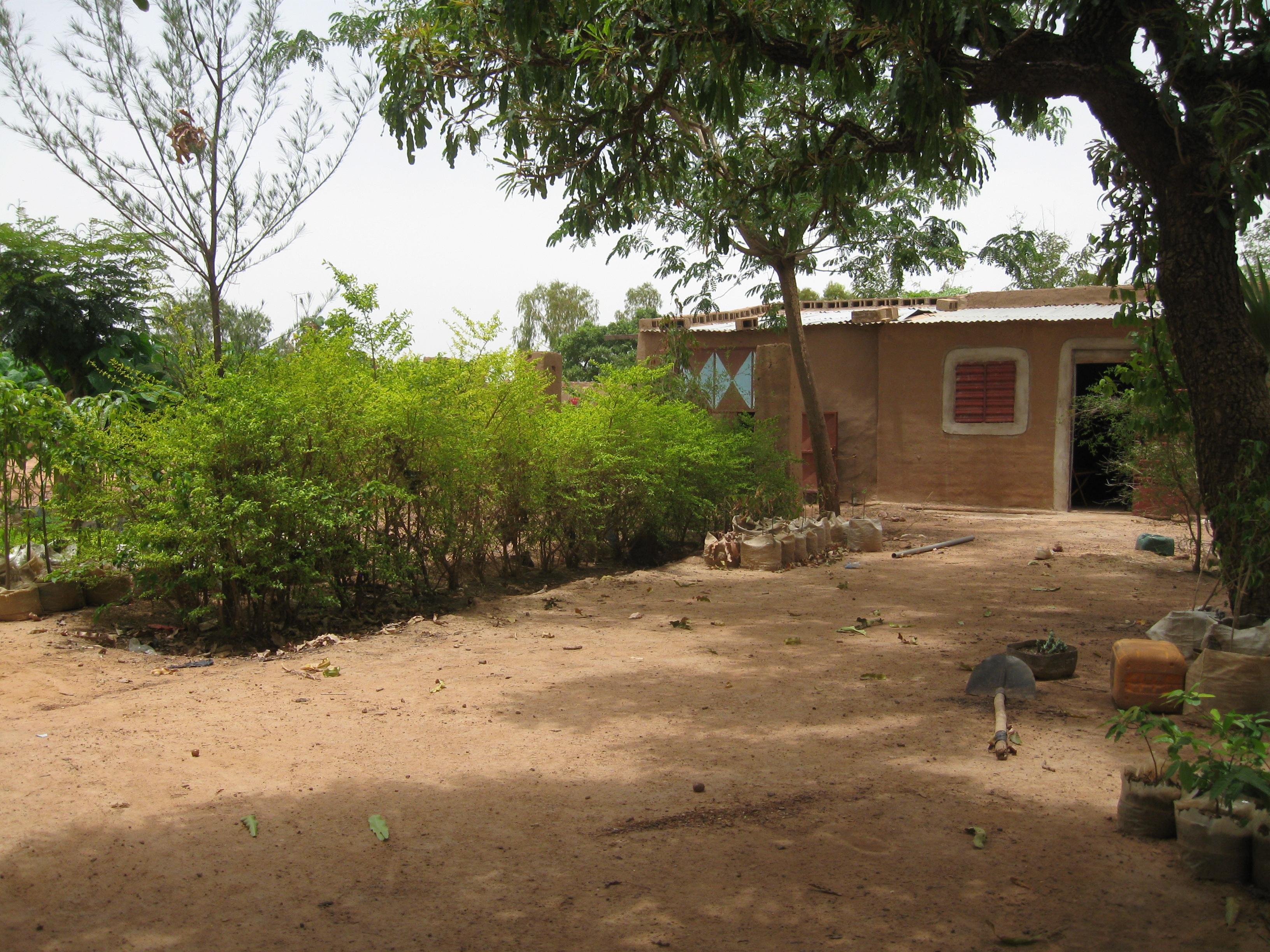 Un terrain pour créer un jardin solidaire et une coopérative