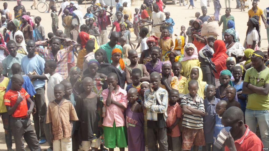 Soutien aux réfugiés au Nord et à l'Est  du Cameroun