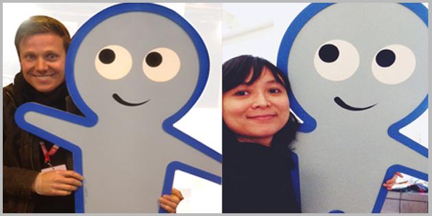 [A la découverte de nos porteurs de projet] N°6 - Eric Henryon et Yunshan Xia. AniMate.