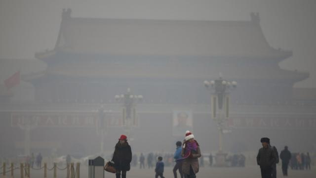 COP 21. L'accord de Paris signé par la Chine, on attend les États-Unis