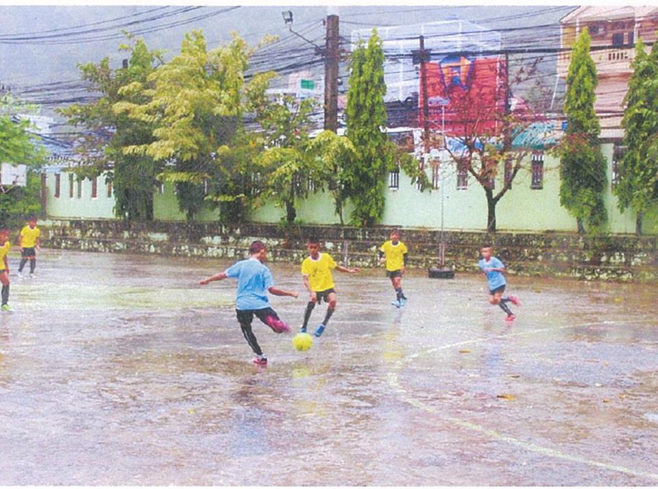 image_thumb_Rénovation du terrain de sport de l'école Wat Suwankeereewong , à Phuket