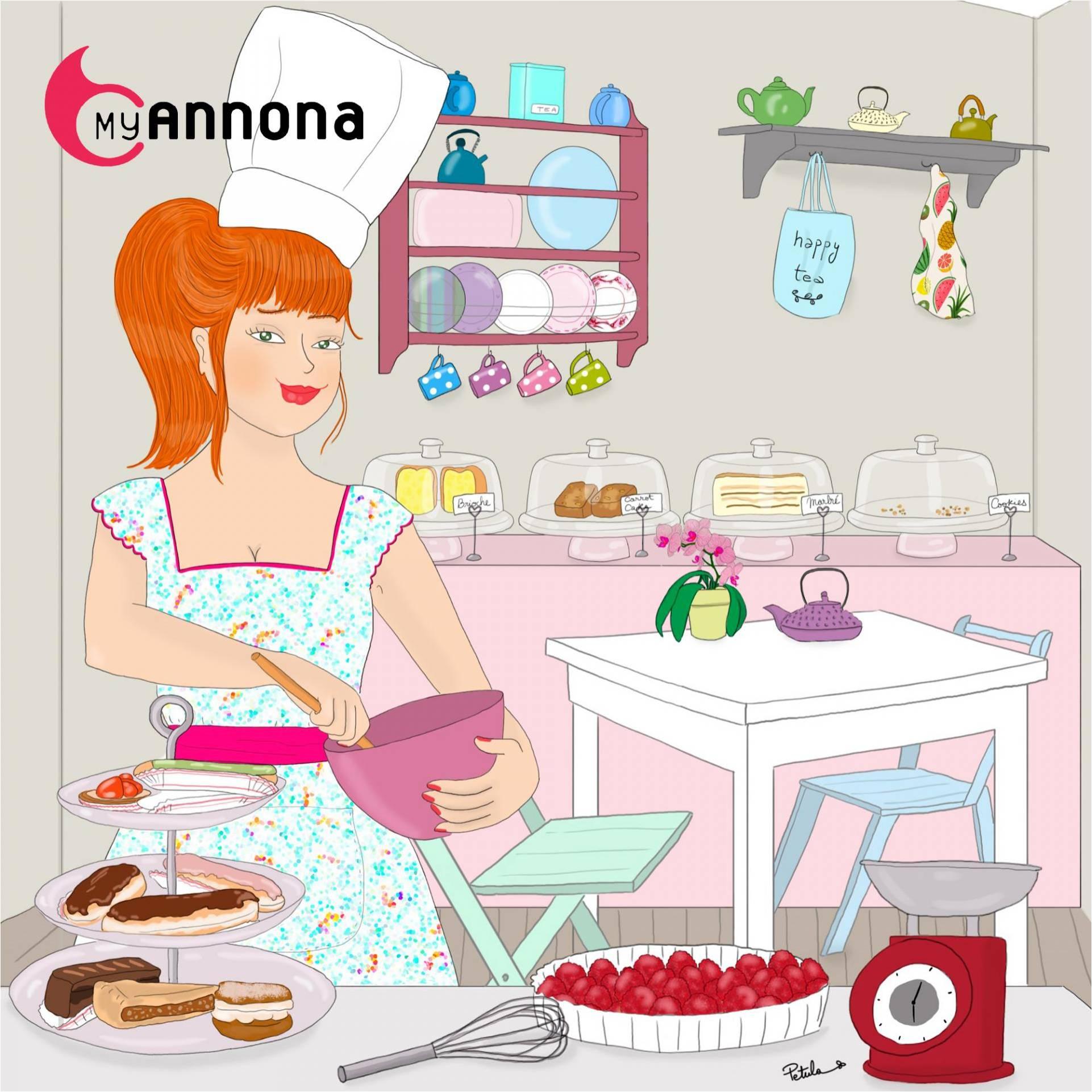 1errdv avec Amandine- chef pâtissier