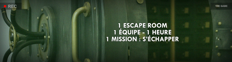 Ouverture d'un Live Escape Game sur Cherbourg