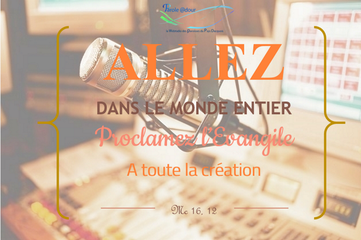 Parole@dour la WEBRADIO du Pays Dacquois